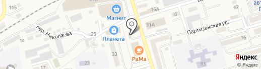 Семь пятниц на карте Гурьевска