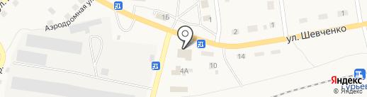 Новый дом на карте Гурьевска