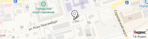 Verona на карте Гурьевска