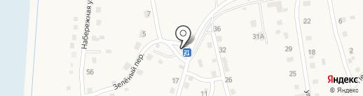 Диана на карте Гурьевска