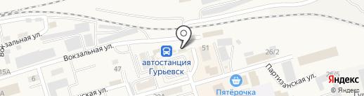 iTech-service на карте Гурьевска
