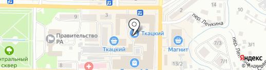 Fix Price на карте Горно-Алтайска