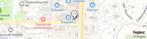 Ваш Доктор на карте Горно-Алтайска