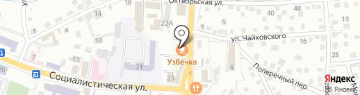 Магазин электротоваров на карте Горно-Алтайска