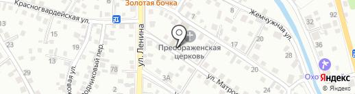 Воскресная школа на карте Горно-Алтайска
