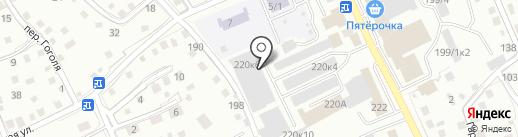 Оптовая компания на карте Горно-Алтайска