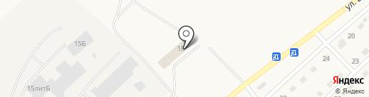 Машиностроительная производственная компания на карте Кемерово