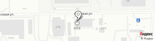 Гранд Ритейл на карте Кемерово