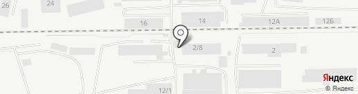 ВидеоПилот на карте Кемерово