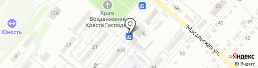 Сказочный мир на карте Кемерово