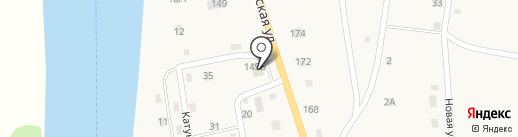 Придорожный на карте Элекмонара