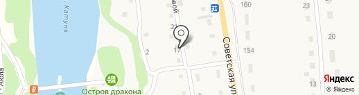 На перекрестке на карте Элекмонара