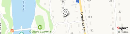 Прикатунье на карте Элекмонара