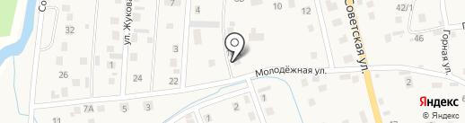 Автосервис на карте Кызыла-Озека