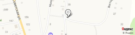 Радиогоспиталь на карте Элекмонара