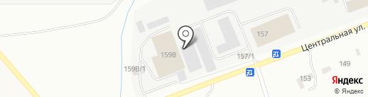 ДОРВОЛОКНО на карте Кемерово