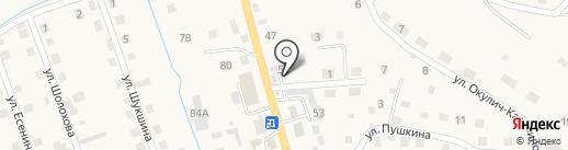 Цифровой Центр на карте Кызыла-Озека