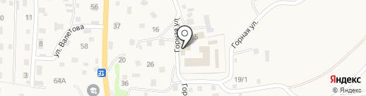 Следственный изолятор №1 на карте Кызыла-Озека
