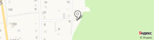 Колыбель на карте Элекмонара