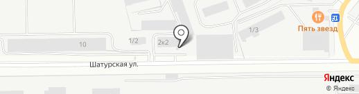 Реал ПКФ на карте Кемерово
