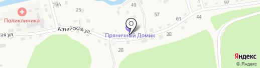 Пряничный Домик на карте Элекмонара