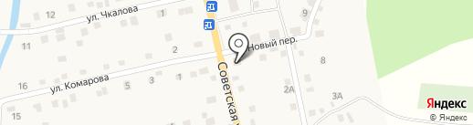 Дельфин на карте Кызыла-Озека
