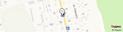 Добрый на карте Кызыла-Озека