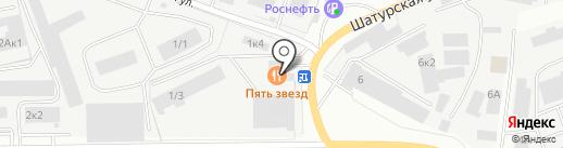 ГАЛА ДЕКОР на карте Кемерово