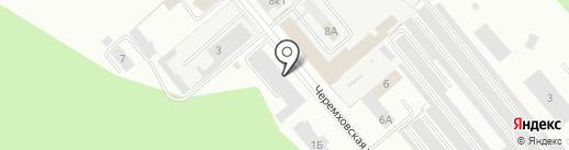 Автосуши 42 на карте Кемерово