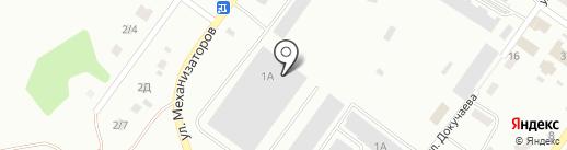 Свисхоум на карте Кемерово
