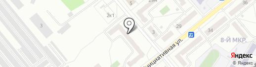 СибКем на карте Кемерово