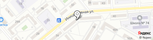 Галина на карте Кемерово