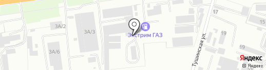 Вторресурс 42 на карте Кемерово