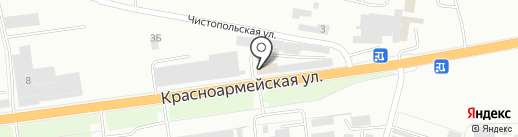 Вентиляция и Кондиционеры на карте Кемерово