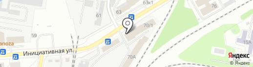 Доктор Пласт на карте Кемерово