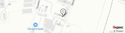 Remzona на карте Кемерово