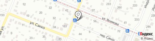 777 на карте Кемерово