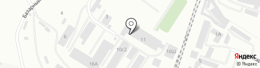 Элефант на карте Кемерово
