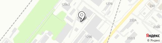 Кардан Сервис на карте Кемерово