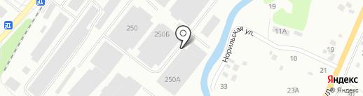ПРОФИТ на карте Кемерово