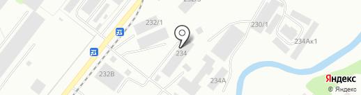 Электрон Плюс на карте Кемерово