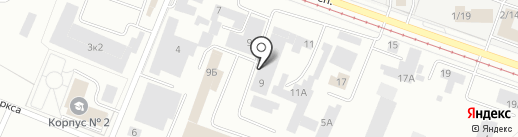 Алтрейд на карте Кемерово