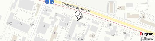 ЭлектроБензоКомплект на карте Кемерово
