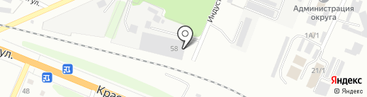 СтройАльянс на карте Кемерово