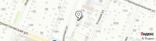 Партнер на карте Кемерово