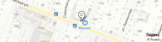 Строй Кузбасс Инвест на карте Кемерово