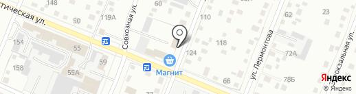 Столовая на карте Кемерово