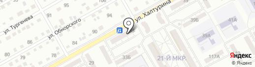 Почта Банк, ПАО на карте Кемерово