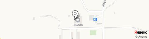 Орион на карте Бачатского