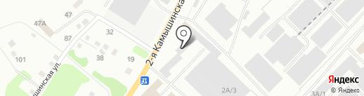 ZS-AVTO на карте Кемерово